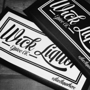 Built Mat by Wick Liquor